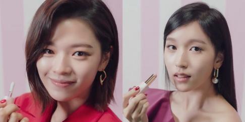 TWICE, Jungyeon, Mina