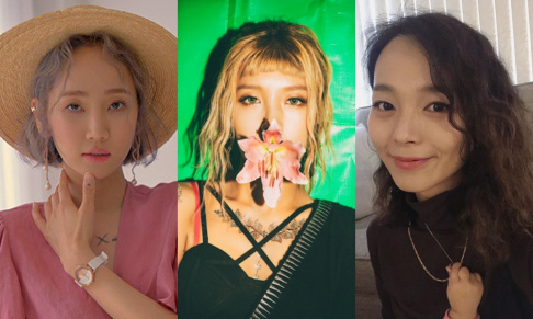 HA:TFELT, Wonder Girls, Sun, Yenny, Yubin