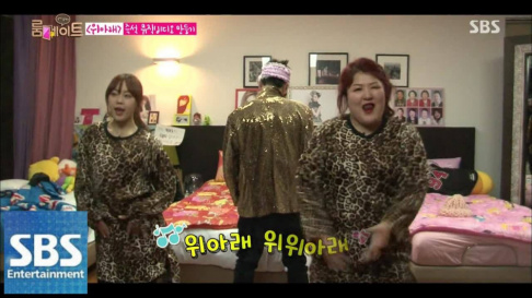 BTOB, GOT7, IU, TWICE, VIXX, Wanna One