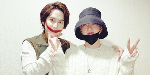 Ahn Jae Hyun, Kyuhyun