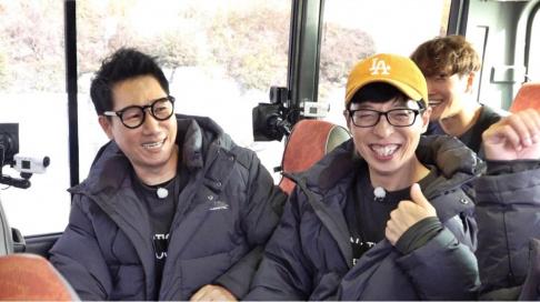 Ji Suk Jin, Yoo Jae Suk