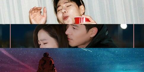 Zico, Jang Bum Joon, Changmo, Crush, IU, MAMAMOO, Noel, Red Velvet, Baek Ye Rin