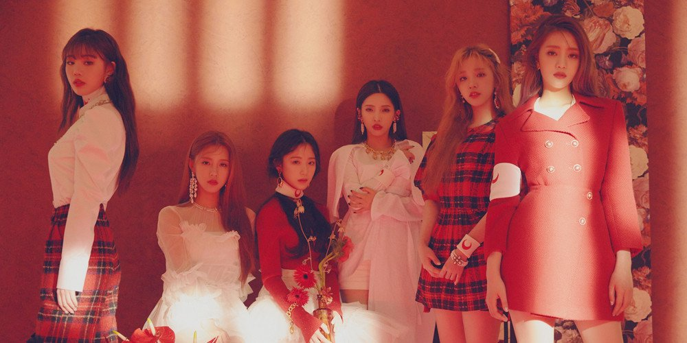 (G)I-DLE filming their comeback MV today