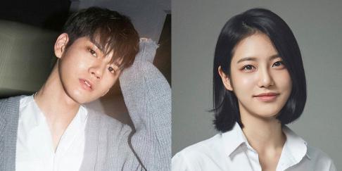 Shin Ye Eun, Ong Seong Wu
