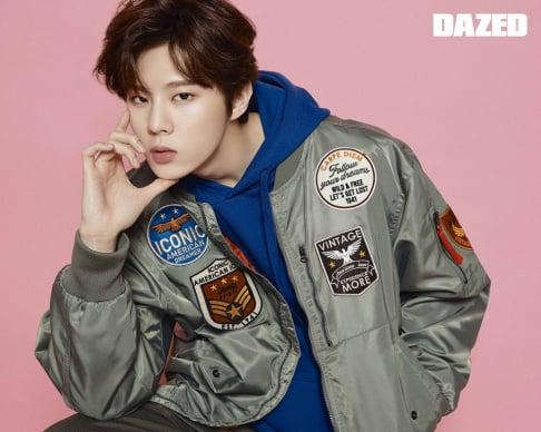 X1, Kim Woo Seok