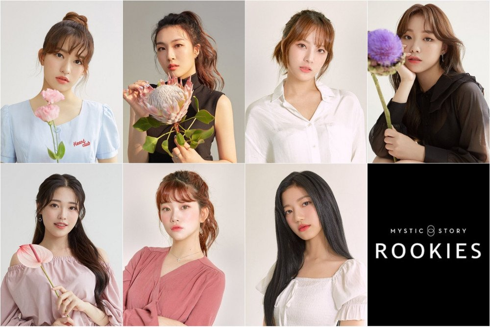 SM's subsidiary Mystic reveals their new Girl Group rookies