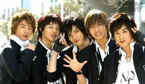 JYJ, Junsu (XIA), Jaejoong, Yoochun, TVXQ, Yunho, Changmin