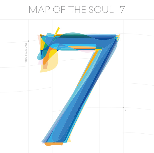 Map of the Soul: 7 sold over 7 million copies according to the Gaon's Retail Album Chart