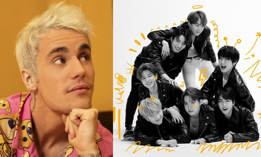 Justin Bieber tweets support to BTS for 'killing it' with comeback