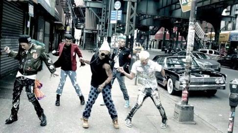 Big Bang, T.O.P, Taeyang, G-Dragon, Daesung, Seungri, Jay Park