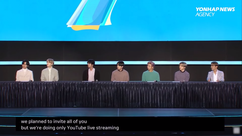 1582568226 press conference bts jin if im called to military im ready to serve anytime 1 11 screenshot