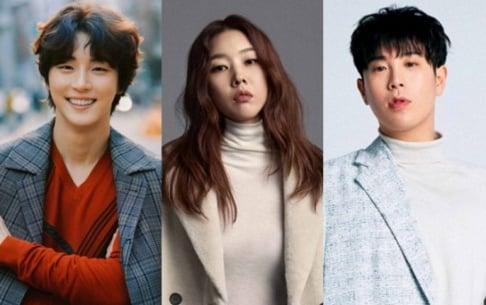 P.O., Han Hye Jin , Yoon Si Yoon