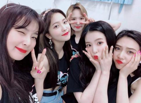 Red Velvet, Irene, Wendy, Seulgi, Joy, Yeri