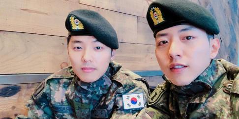 CNBLUE, Yonghwa, Jungshin, Minhyuk