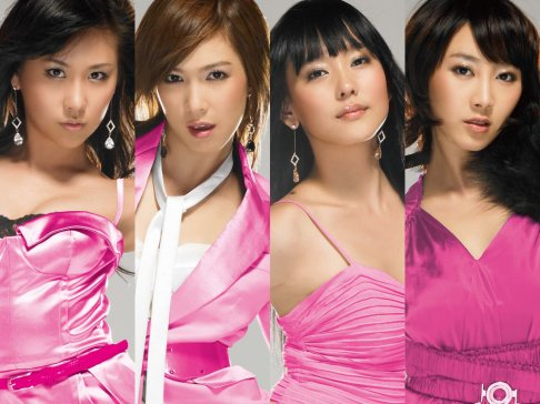 CSJH The Grace, Deux, JYJ, MBLAQ, RaNia, Se7en, SS501, T-ara