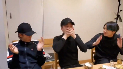 BTS, Jin, SUGA