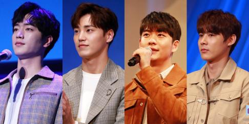 Seo Kang Jun, 5urprise, Lee Tae Hwan, Gong Myung, Kang Tae Oh