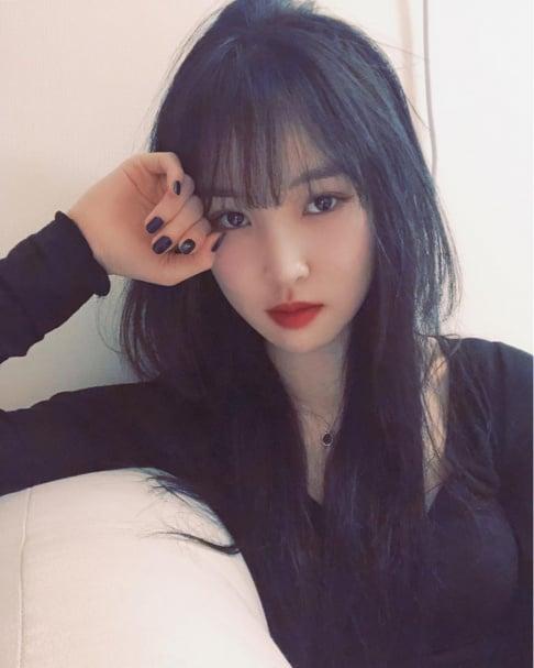 GFriend (Girlfriend), Yuju