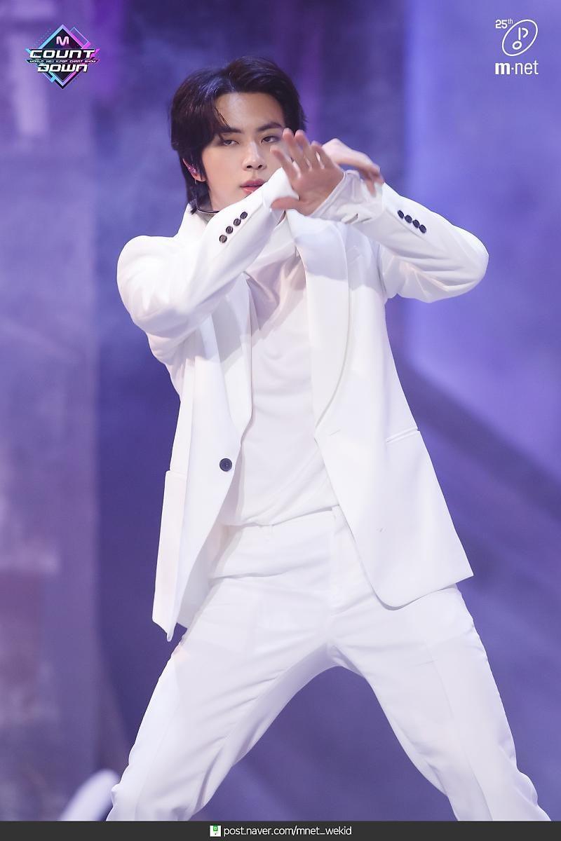 Korean Idol Dance Trainers Respect #BTS #JIN dance | allkpop