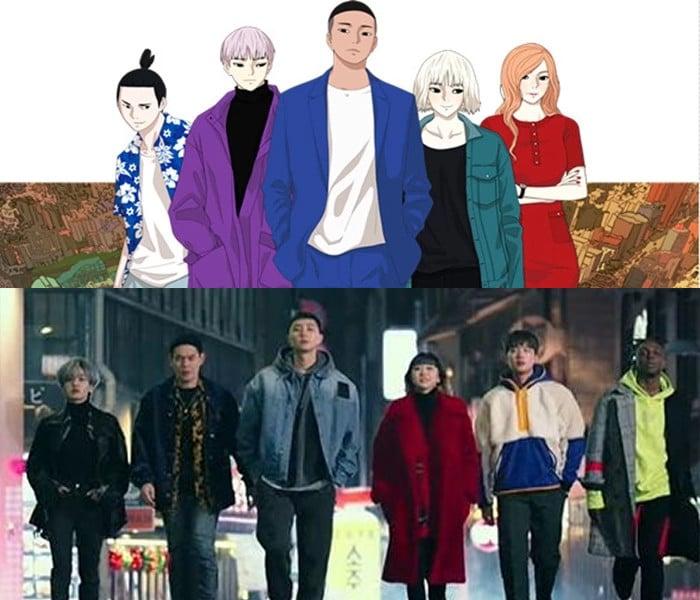 Itaewon Class Webtoon Writer Says He Thinks He Was Lacking Allkpop