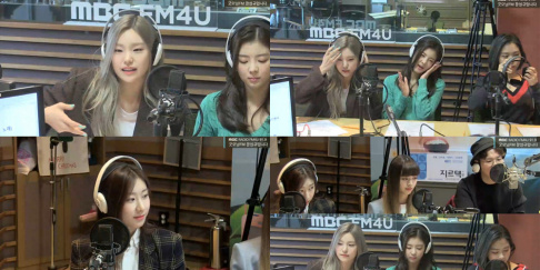 ITZY, Yeji, Lia, Ryujin, Yuna