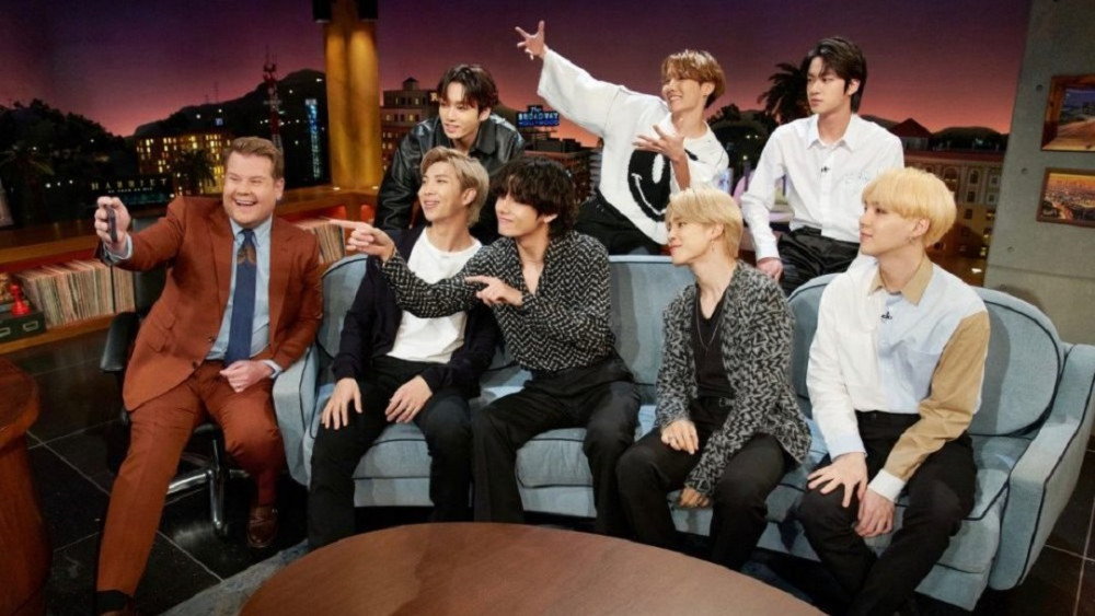 BTS, Billie Eilish to join James Corden for coronavirus TV special
