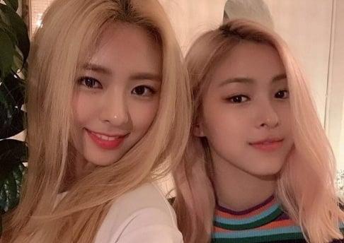 ITZY, Ryujin, Yuna