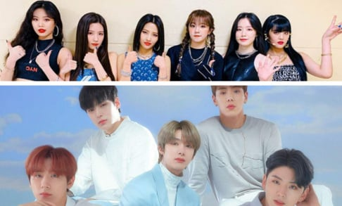 (G)I-DLE, MONSTA X