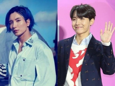 BTS, j-hope, Leeteuk