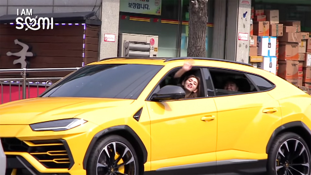 Jeon So Mi's label clarifies the Lamborghini in her reality show trailer is not hers
