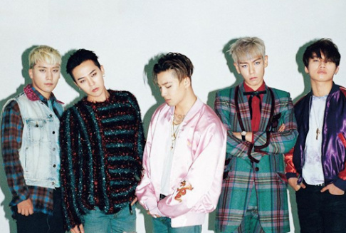 Big Bang, T.O.P, G-Dragon