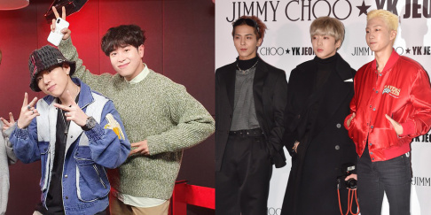 Zico, Kang Seung Yoon, Lee Seung Hoon