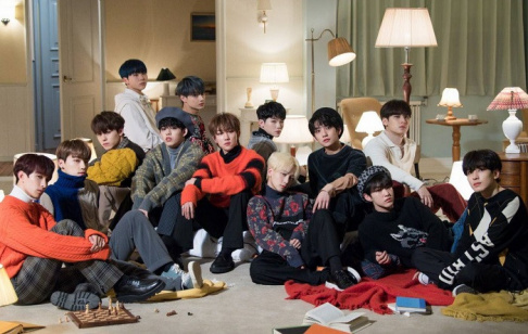 BTS, EXO, D.O., Taeyeon, GOT7, IU, Lee Hi, MONSTA X, NCT 127, N.Flying, Pentagon, Seventeen, Stray Kids, Wanna One, Park Bom
