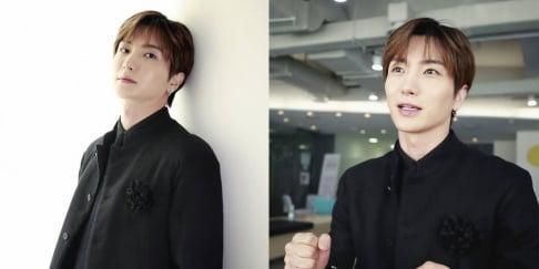 Shinhwa, Super Junior, Leeteuk, Donghae