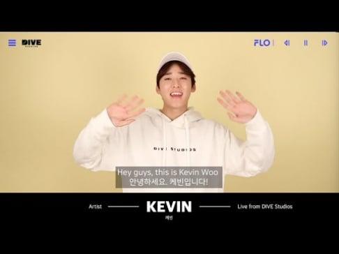 U-KISS, Kevin
