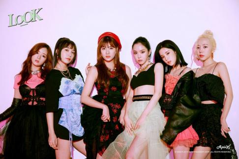 A Pink, Chorong, Eunji