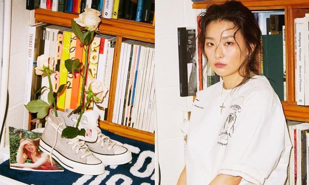 Red Velvet's Seulgi looks effortlessly cool in photoshoot for Converse