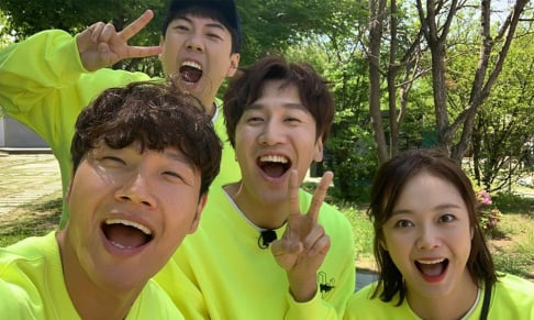 Jeon So Min, Lee Kwang Soo, Kim Jong Kook