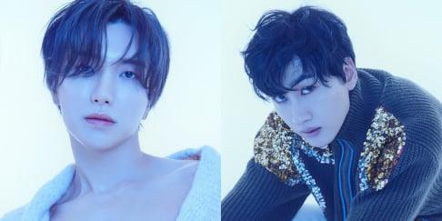 Super Junior, Leeteuk, Eunhyuk