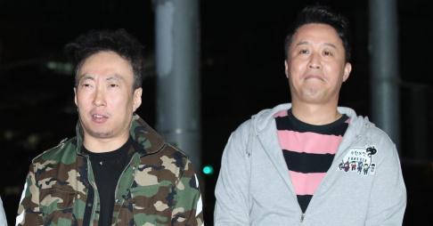 Jung Jun Ha, Park Myung Soo
