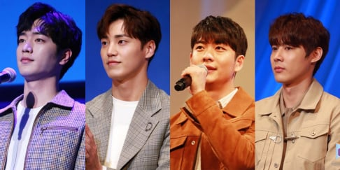 Seo Kang Jun, 5urprise, Lee Tae Hwan, Kang Tae Oh