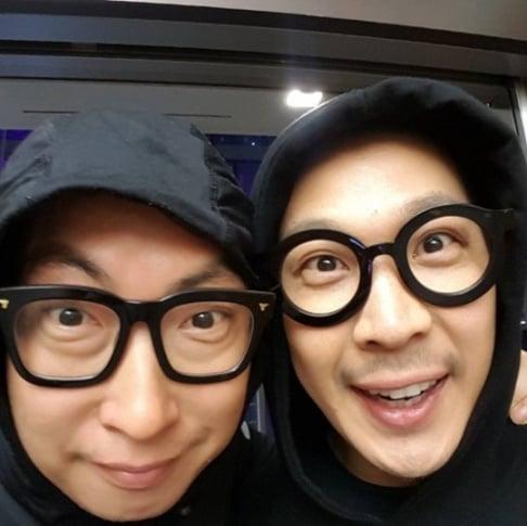 HaHa, Park Myung Soo