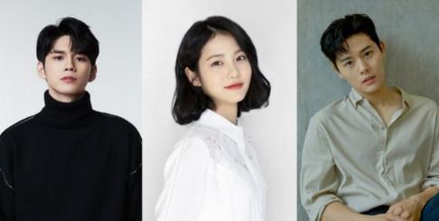 Shin Ye Eun, Ong Seong Wu, Dongjun