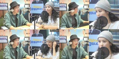 Jang Sung Kyu, Lee Da Hee, Hui