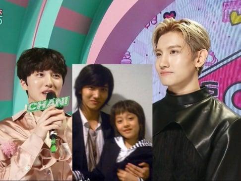 SF9, Chani, TVXQ, Changmin