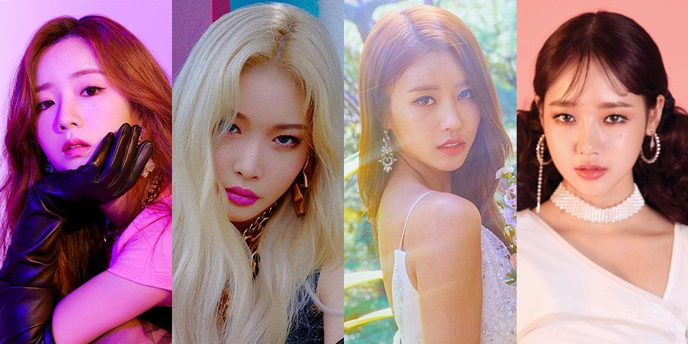 bomi kim chung ha lee mi joo choi yoo jung to guest on 500th episode special of running man allkpop bomi kim chung ha lee mi joo choi
