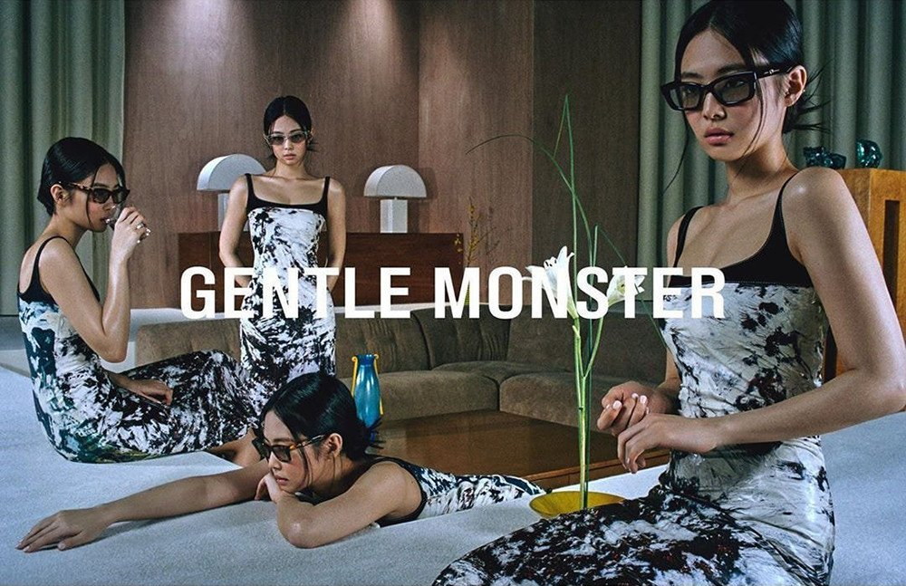 BLACKPINK's Jennie makes jaws drop with her impeccable aura in 'Gentle Monster' eyewear styles