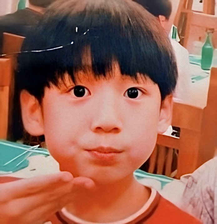 Recovered baby photos of BTS's Jungkook prove that the ...