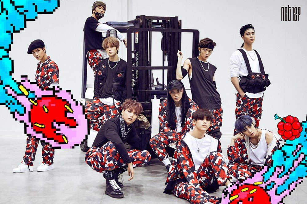 Netizens Suspect CRAVITY Plagiarized NCT 127's Cherry Bomb ...