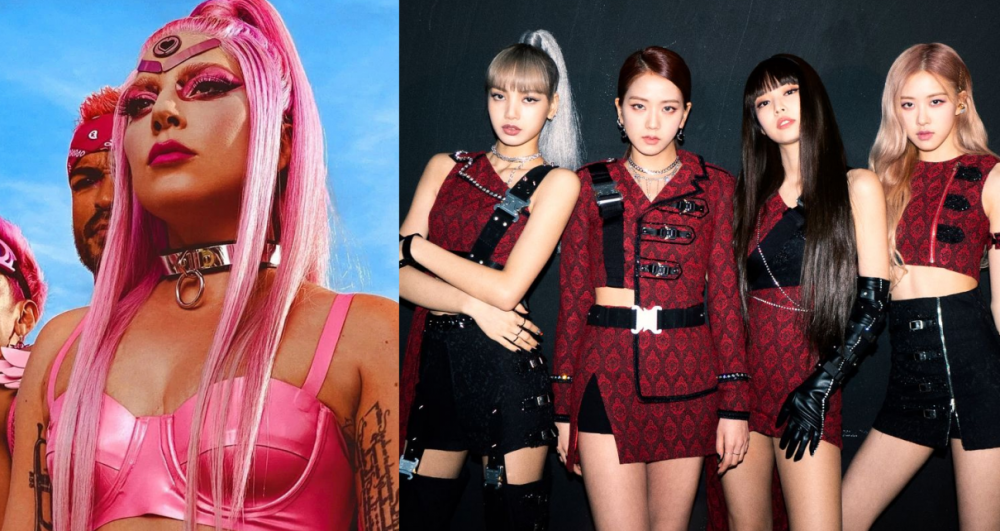BLACKPINK featured on Lady Gaga's upcoming album | allkpop